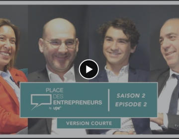 "Emission TV ""Place des Entrepreneurs"" - 23 Février 2021"
