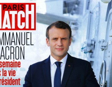 Paris Match - 16 au 22 novembre 2017
