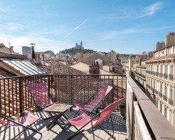 Appartement T6 PREFECTURE / RUE SAINT-JACQUES 13006 Marseille