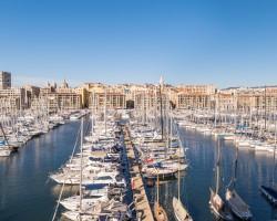 Appartement T4 VIEUX PORT - LA CRIEE 13007 Marseille