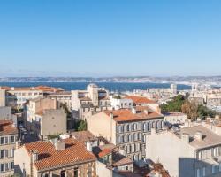 Appartement T4 PALAIS DE JUSTICE / ANDRE AUNE 13006 Marseille