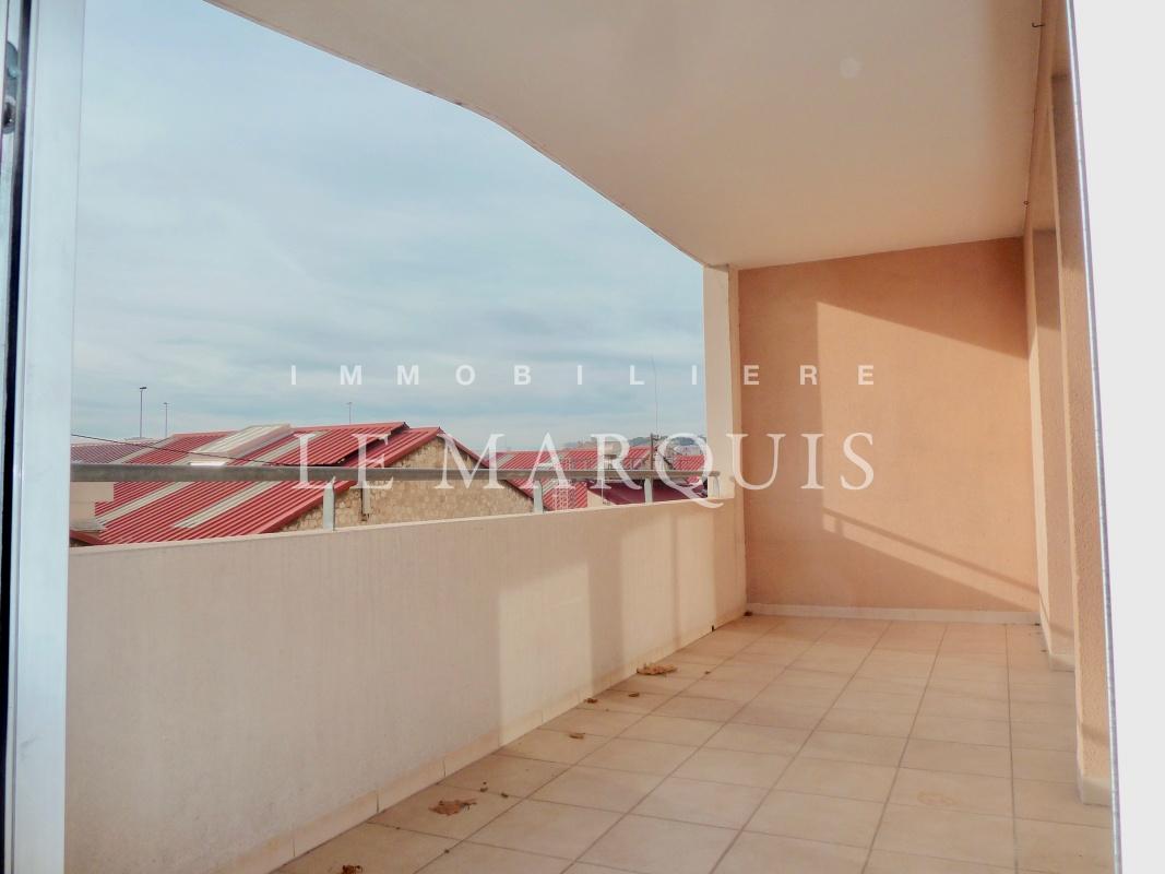 Agréable terrasse de 10 m2