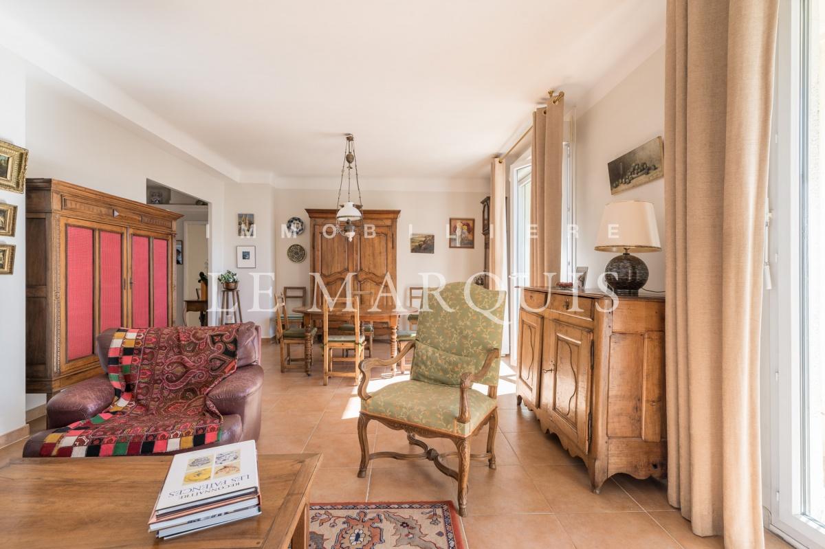 Grand séjour de 31 m2